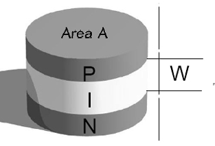 Outline of PIN Diode Chip