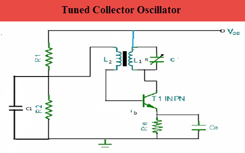 Tuned Collector Oscillator and Its Application