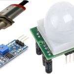 Difference between the Motion Sensor, Position Sensor and Proximity Sensor