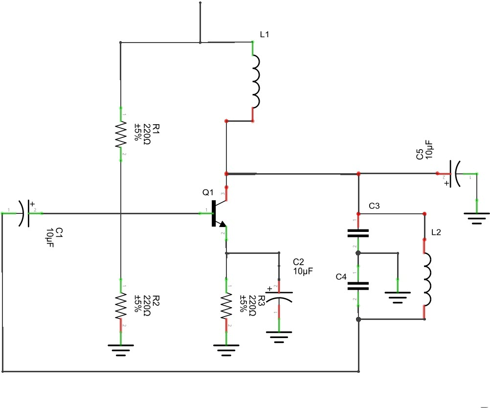 Different Types Of Oscillators Cicuits And Its Applications This Circuit Uses A Series Transistors With An Rc Pair To Pulse Colpitts Oscillator The Circuits Consist