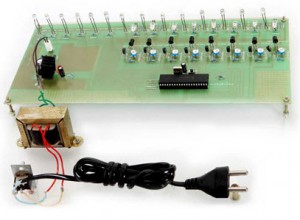 Vehicle Movement Sensing Led Street Light With Off-Peak Hour Time Dimming using 8051 Microcontroller