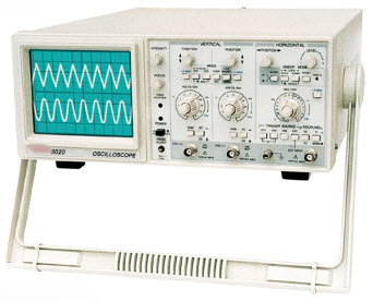 CRO - Cathode Ray Oscilloscope Working and Applications