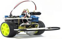 How to Build a Robot with Arduino and AVR