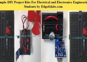 Simple DIY Project Kits For Electrical and Electronics Engineering Students