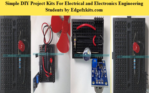 DIY Project Kits for Electrical and Electronics Engineering Students