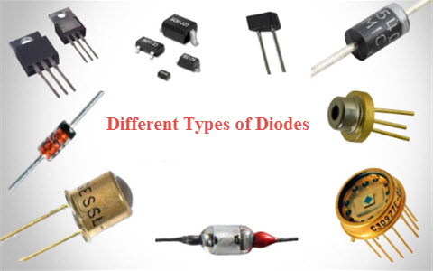 Overview Of Various Types Of Diodes And Their Applications