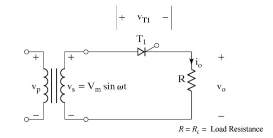 Phase Controlled Rectifier Circuit