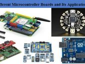 Different Microcontroller Boards and Its Applications