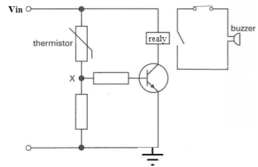 Heat-Operated Switch