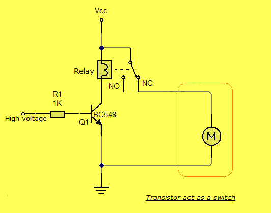 DC Motor Control (driver) in the Case of High Voltages