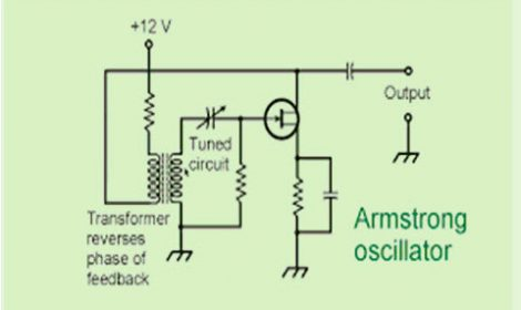 Armstrong Oscillator Circuit Working and Application