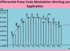 Differential Pulse Code Modulation Working and Application