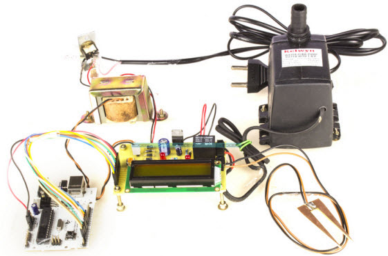 The Humidity Monitoring System