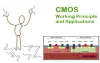 CMOS Working Principle and Applications