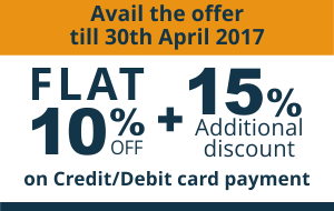 Avail the Offer Flat 10% Off On Projects Kits