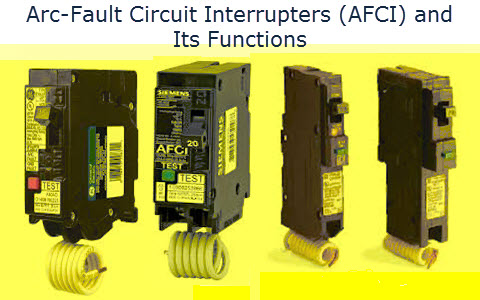 Swell Arc Fault Circuit Interrupter Afci And Its Working Principle Wiring Cloud Pendufoxcilixyz