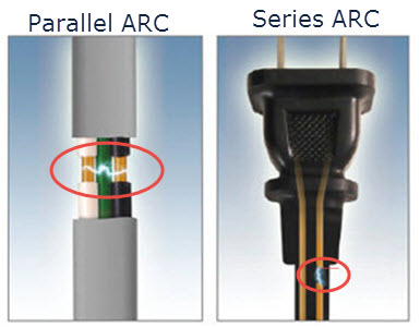 Parallel ARC and Series ARC