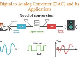 Digital to Analog Converter (DAC) and Its Applications