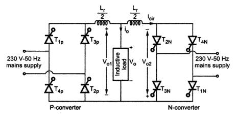 Introduction of Dual Converter, Types, and Its Mode of