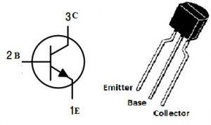 2N3904 Transistor Pin Configuration
