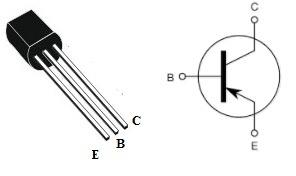 2N4403 Transistor Pin Configuration