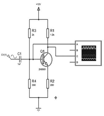 2N5551 Transistor Circuit