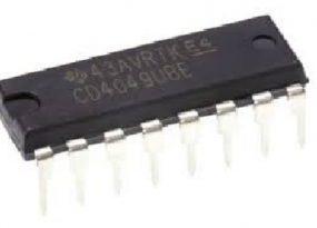 4049 IC Hex Inverter Buffer