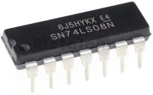 74LS08 AND Gate IC