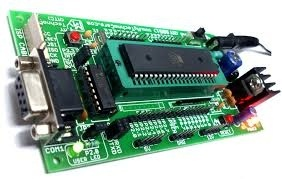 8051 Microcontroller Projects using Embedded System