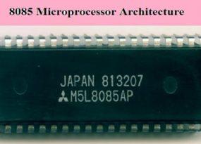 8085 Microprocessor Architecture