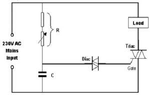 AC Voltage Control Circuit