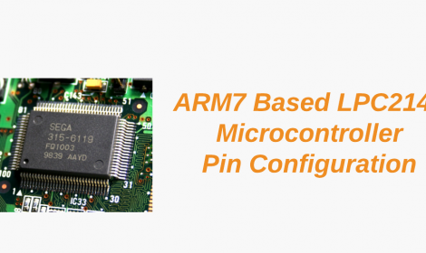 ARM 7 Pin Configuration featured