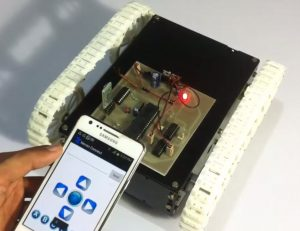 Android Project Ideas for Electronics and Electrical