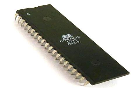 atmega16 - microcontroller