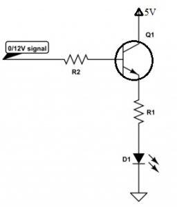 BC557 Transistor Circuit