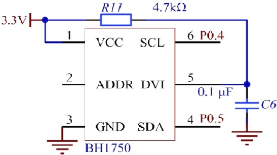 BH1750-Pin-Diagram