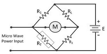 Bolometer Circuit