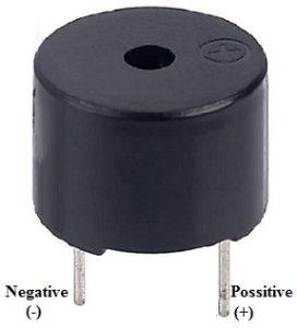 Buzzer Pin Configuration