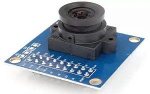 CMOS OV7670 Camera Module