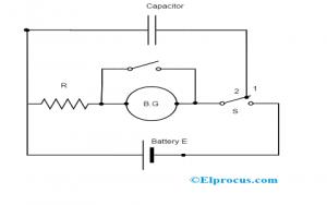 Calibration Using Capacitor