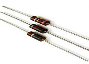 Carbon Composition Resistors