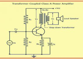 Class A Amplifier Circuit Operation and Applications