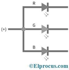 Common Anode Configuration