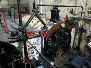 Cornish Fire Tube Boiler