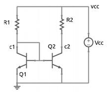 Current Mirror Circuit using BJT