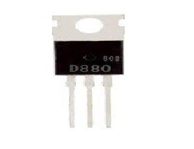 D880 Transistor