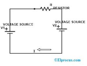 DC Circuit - Superposition Theorem