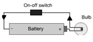DC based Light Switch