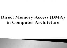 Direct Memory Access