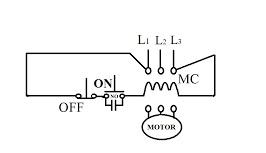Motor Starter Wiring Diagram from www.elprocus.com